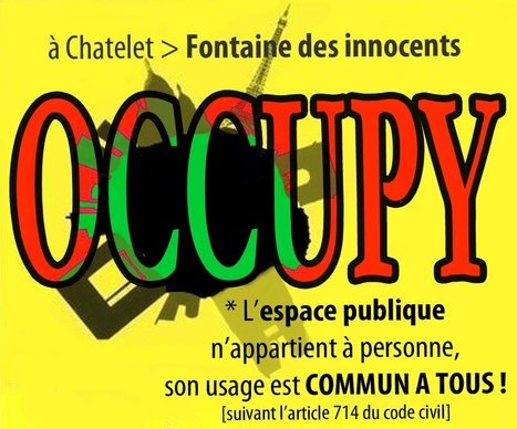 OCCUPY Innocents | #marchedesbanlieues -> #occupynnocents | Scoop.it