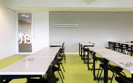 Un centro educativo construido bajo criterios de Economía Circular | De #Residuos y la #EconomíaCircular... | Scoop.it
