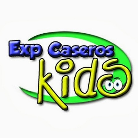 ExpCaserosKids - YouTube | Ciencia reCreativa | Scoop.it