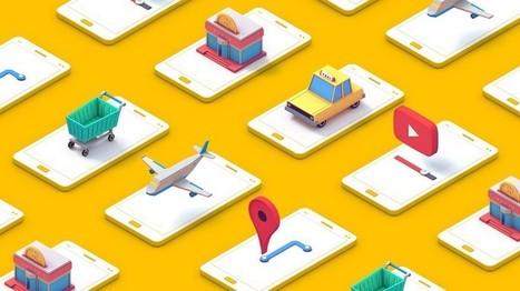 O Varejo Cresce com os Aplicativos Mobile   e-RH: Tecnologia Unindo Pessoas   Scoop.it