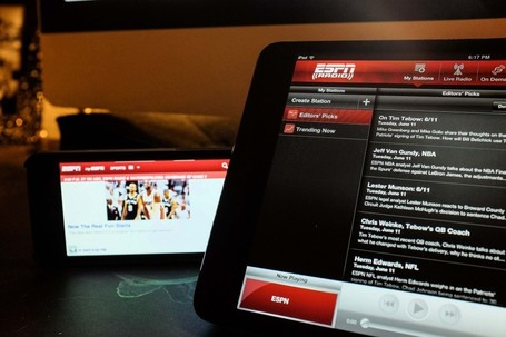 ESPN Project Measures Multiplatform | Second Screen, Social TV, Connected TV, Transmedia and TV Apps Market | Scoop.it