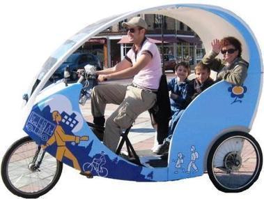 VELORUTION | Des vélos-taxis gratuits pour les Parisiens | ECONOMIES LOCALES VIVANTES | Scoop.it