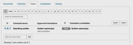 TaaS, memoQ and OmegaT (from Kilgray Blog) | Translator Tools | Scoop.it