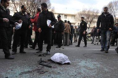 'Mossad, MKO killed #Iran #scientist' | From Tahrir Square | Scoop.it