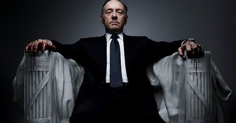 Netflix Wins Two Emmys for 'House of Cards' Over Major TV Dramas   TV Trends   Scoop.it