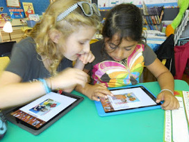 """iPads at Burley: What does """"transformative"""" mean? 