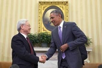 Vietnam and US deepen ties 20 years after normalisation | Vietnam | Scoop.it