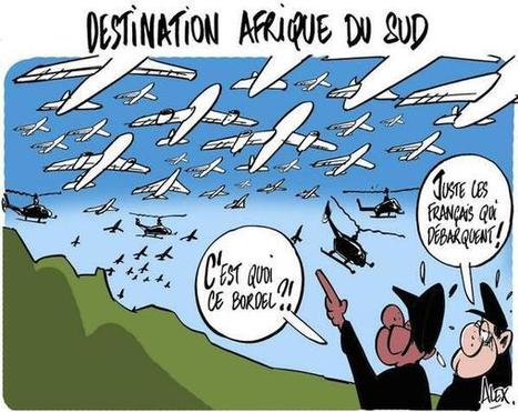 Destination Afrique du Sud | Baie d'humour | Scoop.it