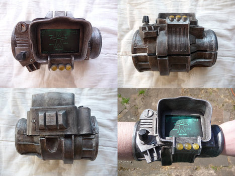Pip boy 3000 V2.0 | Military Style Stuffs | Scoop.it