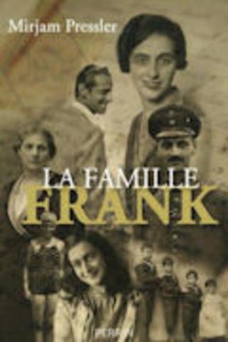 "La famille Frank, de Mirjam Pressler   ""Qui si je criais...?""   Scoop.it"