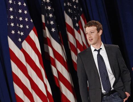 Mark Zuckerberg Runs A Giant Spy Machine In Palo Alto, California | Brújula Analógica-Digital. | Scoop.it