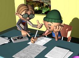 Disgrafía: errores al escribir, dificultades en el aprendizaje   TICs y educación   Scoop.it