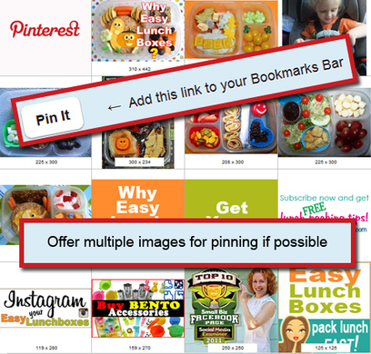 5 Ways to Create Highly Shareable Pinterest Pictures for Your Business | Social Media Examiner | Pinterest for Business | Scoop.it