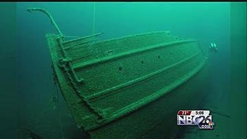 Great Lake Shipwrecks Could Soon Be Part of National Maritime Sanctuary - NBC26 | Motor City Scuba | Scoop.it