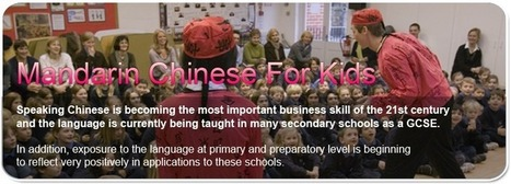 Online Mandarin Chinese Lessons For Kids | Learn Mandarin Chinese Language Online In Europe | Scoop.it