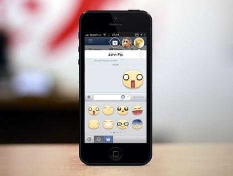 Activez les Chat Heads dans Facebook | Digital Martketing 101 | Scoop.it