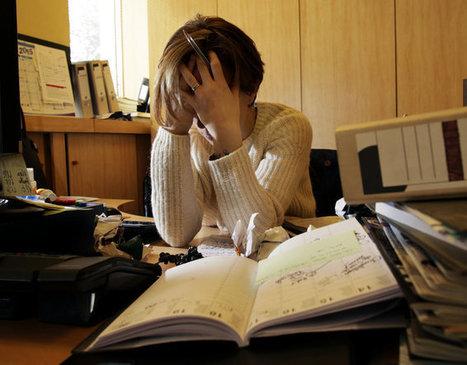 Burn-out : quand le travail détruit notre santé | Aidants familiaux | Scoop.it
