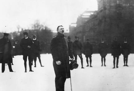 """Early recollections of Adolf Hitler: """"Eccentric but quite a pleasant fellow"""" 