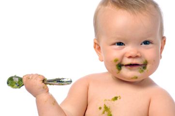 Baby Food: Homemade, Store Bought, Or Whatever The Kid Will Eat? - Babble | alimentation infantile | Scoop.it