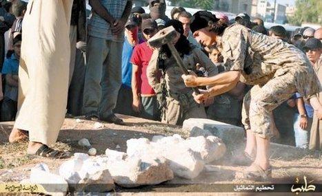 Estado Islámico trafica la arqueología de Oriente | ArqueoNet | Scoop.it
