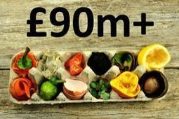 PDM announces £90m investment in food waste facilities | AD News - Food & Waste | Scoop.it