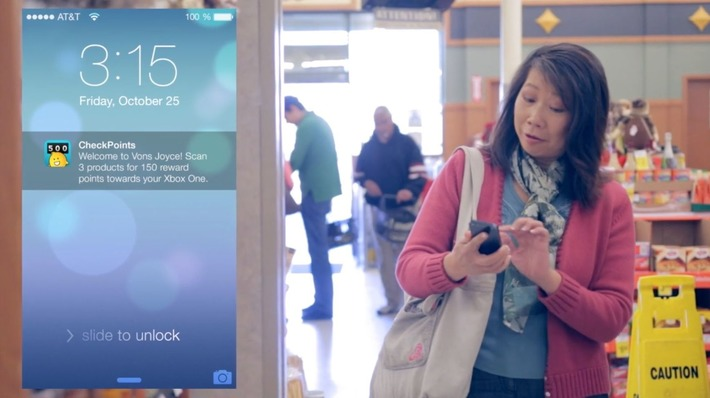 iBeacons arrive to 200 grocery stores, including Safeway and Giant Eagle | Travel Retail | Scoop.it