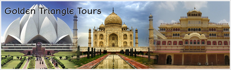 Golden Triangle Tour With Udaipur   Golden Triangle Tour Package   Scoop.it