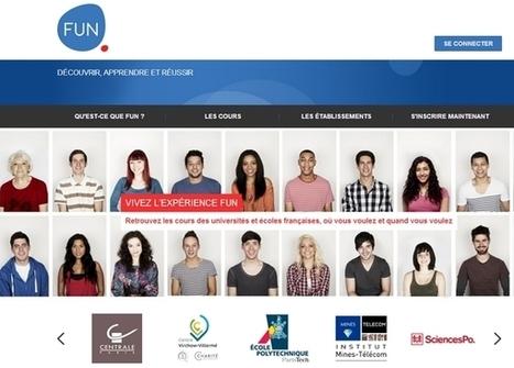 Place au FUN, la plateforme française de MOOCs - 01net | #Médias numériques, #Knowledge Management, #Veille, #Pédagogie, #Informal learning, #Design informationnel,# Prospective métiers | Scoop.it