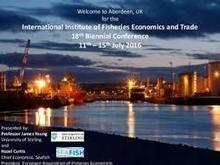 Keynote speakers announced for global fisheries economics conference in Aberdeen - Aquaculture Directory | Aquaculture Directory | Scoop.it