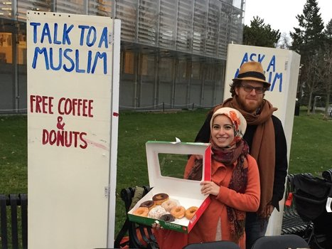 Faced With Fear, A Muslim Woman Makes A Stand — By Setting One Up | This Gives Me Hope | Scoop.it