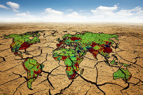 Water scarcity and climate change through 2095 | Sustain Our Earth | Scoop.it