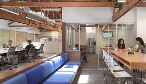 16 Cool Coworking Spaces | Inc.com | coworking | Scoop.it