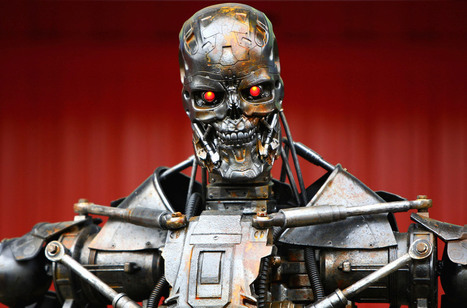 Is It Ethical to Program Robots to Kill Us? | ciberpsicología | Scoop.it