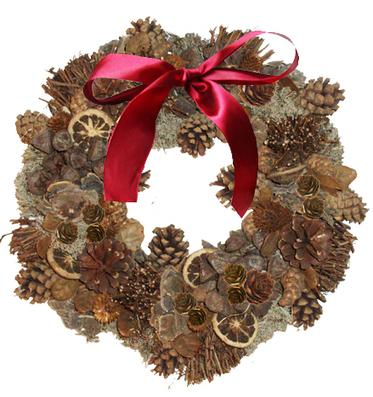 Noël écolo : entre recyclage et décoration naturelle | Prêts à pousser le monde vers un air plus sain | Scoop.it