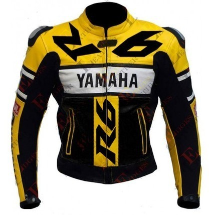 New 2016 Yamaha YZF-R1 YZF-R6 Yellow Motorcycle Leather jacket | Adidas TT10 Black Hockey Stick | Scoop.it