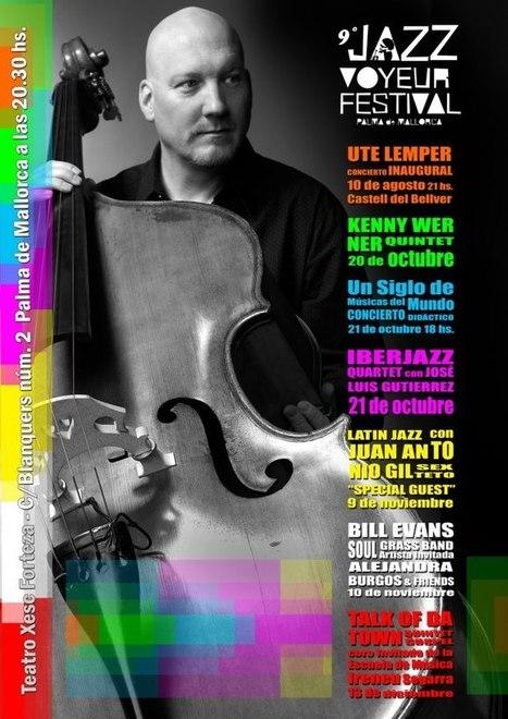 Programa Jazz Voyeur Festival 2012 « Jazzin'Mallorca | Actualitat Jazz | Scoop.it