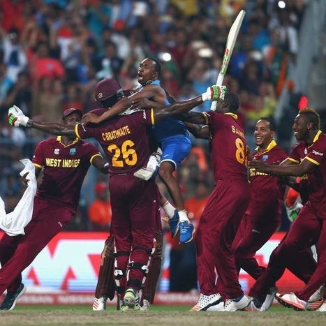 Brilliant Brathwaite powers Windies to second World T20 title | Commonwealth of Dominica | Scoop.it