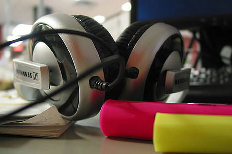 How Music Affects Your Productivity | Communication design | Scoop.it