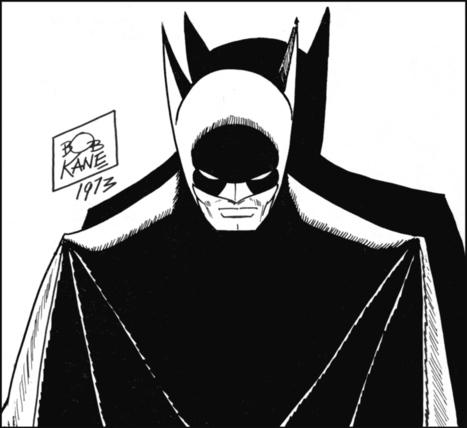 See the evolution of Batman's costume in film and TV | HobbieScoop.it | Scoop.it