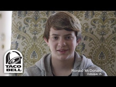 ▶ Guess Who Loves Taco Bell's New Breakfast | 2014 Taco Bell® Breakfast Commercial - YouTube | inspiration | Scoop.it