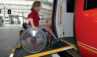 Train Travel as a Wheelchair User | Accessible Travel | Scoop.it