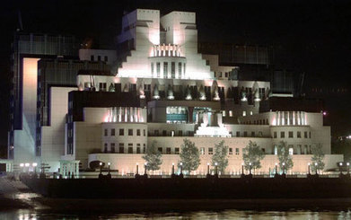 MI6 'used bodily fluids as invisible ink' - Telegraph   A Sense of the Ridiculous   Scoop.it