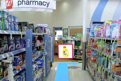 Walgreens Tests Google's Augmented Reality for Loyalty App | Customer Marketing in Retail | Scoop.it