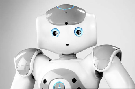 Intel invests in 'personal robot' future • The Register | Movin' Ahead | Scoop.it