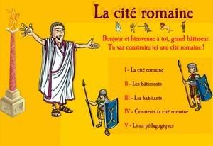 Construis ta cité; romaine ; Sérious game historique proposé par Curiosphere.tv | Jeux proposés au CDI | Scoop.it