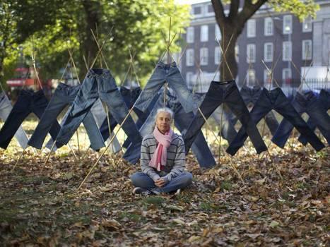Green science meets Fashion: Catalystic Clothing by Professor Helen Storey   Ogunte   Women Social Innovators   Scoop.it