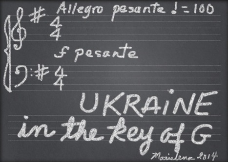 "Don't miss-- ""Ukraine in the Key of G"" 