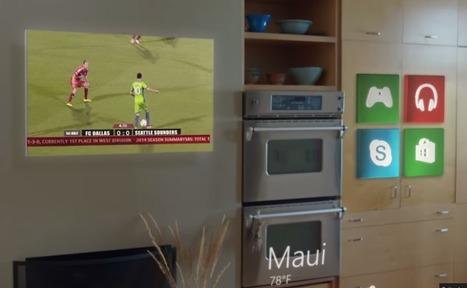 (Vidéo) HoloLens : Microsoft en dit plus sur sa technologie holographique - GeekWeb.fr | Vous avez dit Innovation ? | Scoop.it
