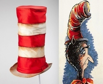 Dr. Seuss, the Mad Hatter: A Peek Inside His Secret Closet | Creativity for Better Living and Aging | Scoop.it
