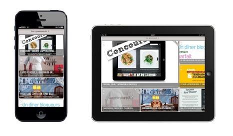 Le meilleur du food 2.0 sur votre iPhone | Les gourmands 2.0 | Fooding | Scoop.it